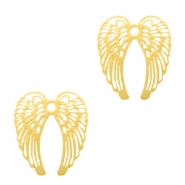 Bohemian Anhänger Angel Wings Gold