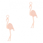Bohemian Anhänger Flamingo Light pink