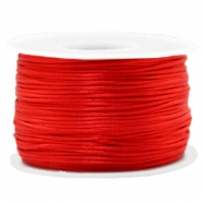 Macramé Band 1.5mm Satin Red