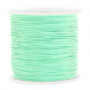 Macramé Band 0.8mm Light turquoise green