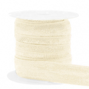 Elastisches Band Silk white