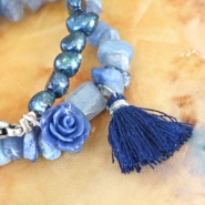 Schmucksets Royal blue Jewelry ✩
