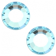 Swarovski Perlen Swarovski Elements SS30 flat back (6.4mm)