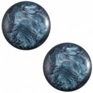 Cabochon Polaris 7mm Jais denim blue