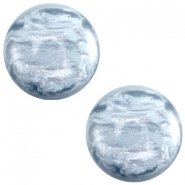 Cabochon Polaris 7mm Jais light sapphire blue