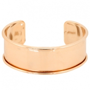 DQ Metall Basis Armband Rosegold (nickelfrei)