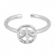 Musthave Ringe Peace Silber