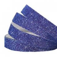 Crystal Glitzer tape 5mm Indigo blue