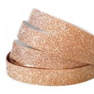 Crystal Glitzer tape 10mm Rosegold