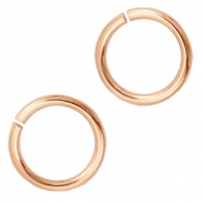DQ Bindering 8 mm DQ rose gold