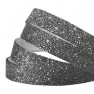 Crystal Glitzer tape 5mm Dark grey