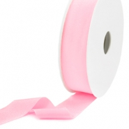 Elastisches Band Ibiza 25mm Light rose