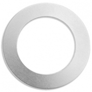ImpressArt Stempel Labels Ring 38mm Alkeme Silber